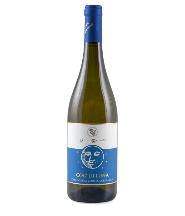 Tenuta Torretta, Cor' di Luna, Chardonnay Controguerra DOC, Chardonnay